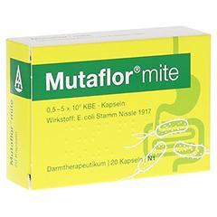 MUTAFLOR mite magensaftresistente Kapseln 20 Stück N1