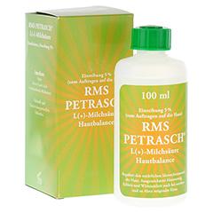 RMS Petrasch Hautbalance Einreibung 5% 100 Milliliter