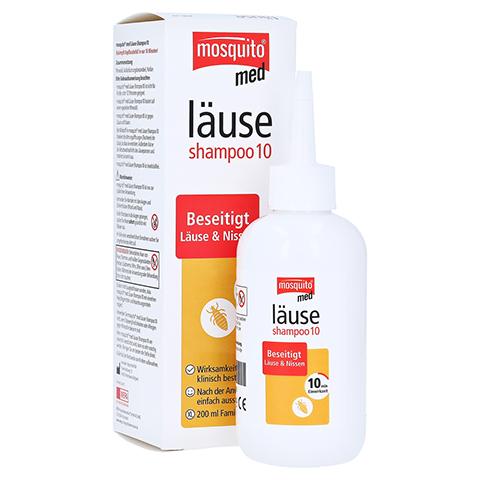 MOSQUITO med Läuse Shampoo 10 200 Milliliter