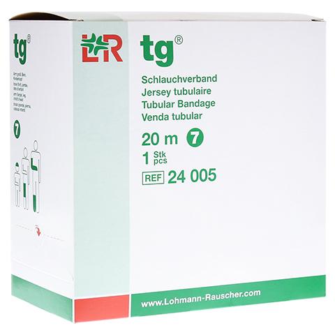 TG Schlauchverband Gr.7 20 m weiß 1 Stück
