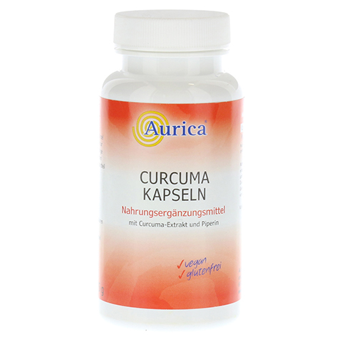 CURCUMA KAPSELN 400 mg 90 Stück