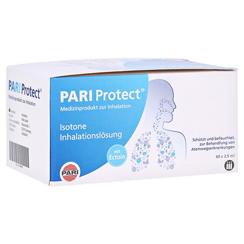 PARI ProtECT Inhalationslösung mit Ectoin Ampullen 60x2.5 Milliliter