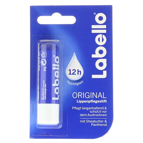 LABELLO Original Blister 4.8 Gramm
