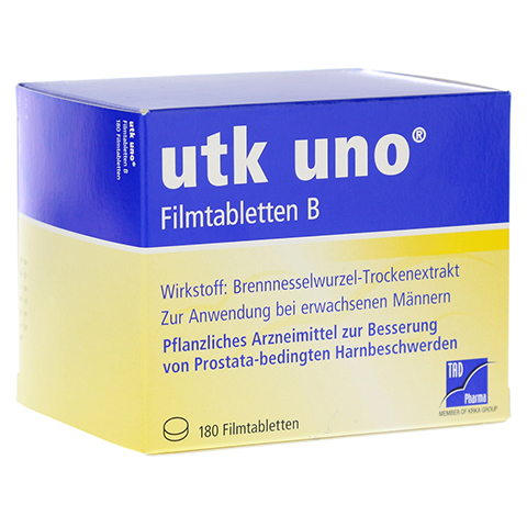 Utk uno Filmtabletten B 180 Stück