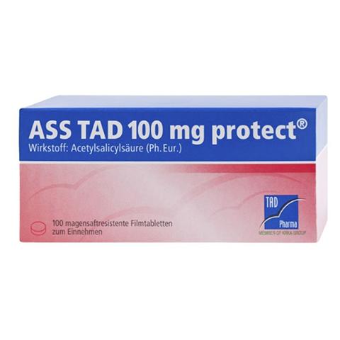 ASS TAD 100mg protect 100 Stück N3