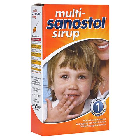 MULTI SANOSTOL Sirup 300 Gramm