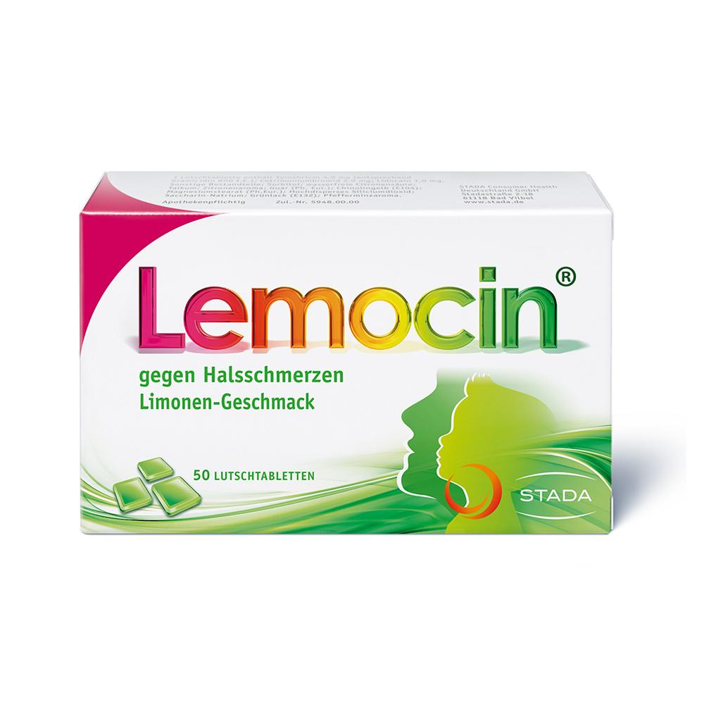Erfahrungen Zu Lemocin Gegen Halsschmerzen 50 Stück N3 Medpex