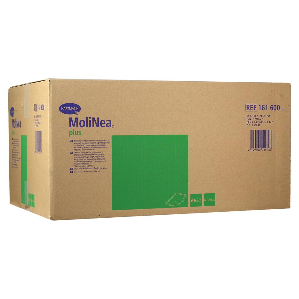 MOLINEA plus Krankenunterlage 60x90 cm 100 Stück