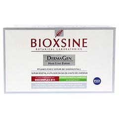 BIOXSINE pflanzliches Serum gegen Haarausfall 24x6 Milliliter - Vorderseite