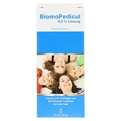 BiomoPedicul 0,5% 50 Milliliter N1 - Vorderseite