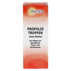 PROPOLIS TROPFEN ohne Alkohol 30 Milliliter - Vorderseite