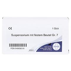 SUSPENSORIUM Gr.7 fester Btl. 1 Stück - Vorderseite