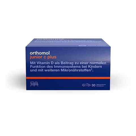 orthomol junior C plus Waldfrucht 30 Stück