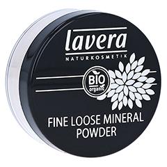 LAVERA Fine loose Mineral Powder transparent 8 Gramm