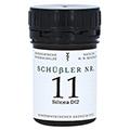 SCHÜSSLER Nr.11 Silicea D 12 Tabletten 200 Stück