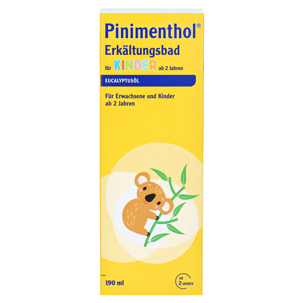 pinimenthol erk ltungsbad f r kinder ab 2 jahren eucalyptus 190 milliliter online bestellen. Black Bedroom Furniture Sets. Home Design Ideas