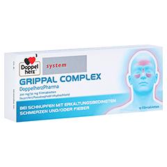 GRIPPAL COMPLEX DoppelherzPharma 200mg/30mg 10 Stück