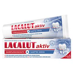 LACALUT aktiv Zahnfleischschutz & sanftes Weiß 75 Milliliter