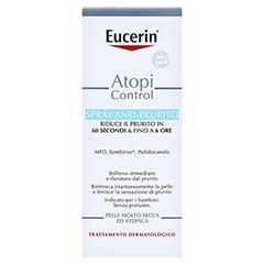 EUCERIN AtopiControl Anti-Juckreiz Spray 50 Milliliter - Rückseite