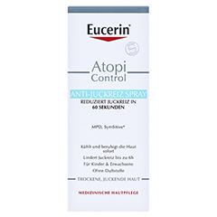 EUCERIN AtopiControl Anti-Juckreiz Spray 50 Milliliter - Vorderseite