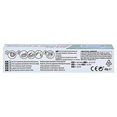 Blend-a-dent Plus Haftcreme Beste antibakterielle Technologie 40 Gramm - Unterseite