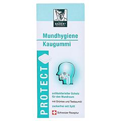 BADERS Protect Gum Mundhygiene 20 Stück - Vorderseite