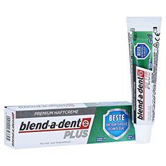 Blend-a-dent Plus Haftcreme Beste antibakterielle Technologie 40 Gramm