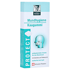 BADERS Protect Gum Mundhygiene 20 Stück