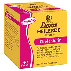 LUVOS Heilerde mikrofein Granulat Beutel 50 Stück