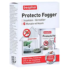 BEAPHAR Protecto Insekten Vernebler Spray 2x75 Milliliter