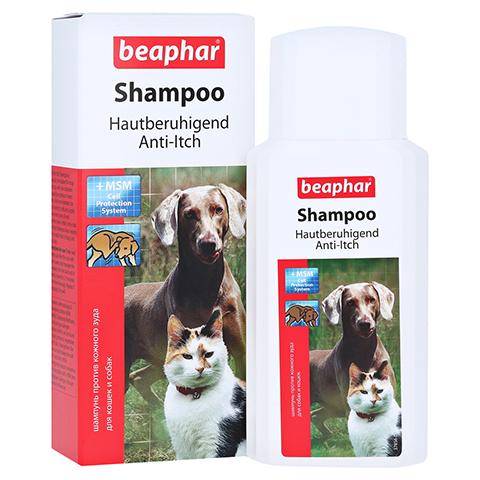 BEAPHAR Shampoo hautberuhigend f.Hunde/Katzen 200 Milliliter