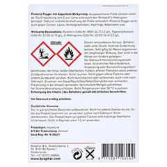 BEAPHAR Protecto Insekten Vernebler Spray 2x75 Milliliter - Rückseite