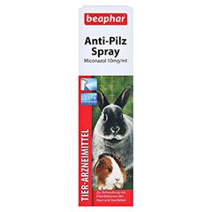 BEAPHAR Anti-Pilz Spray f.Kleinnager/Zierkaninchen 50 Milliliter - Vorderseite