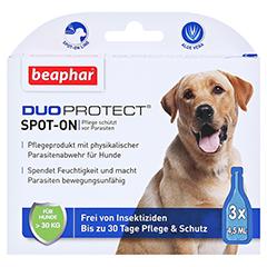 BEAPHAR DuoProtect Tropfen f.Hunde über 30 kg 13.5 Milliliter - Vorderseite