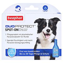 BEAPHAR DuoProtect Tropfen f.Hunde 15-30 kg 9 Milliliter - Vorderseite