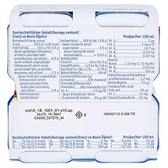 FRESUBIN ORIGINAL DRINK Pfirsich Trinkflasche 4x200 Milliliter - Unterseite