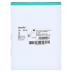 OMNIFIX Solo Spr.20 ml Luer latexfrei 100x20 Milliliter - Rechte Seite