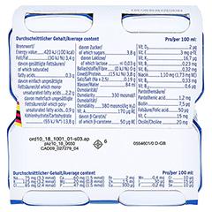 FRESUBIN ORIGINAL DRINK Nuss Trinkflasche 4x200 Milliliter - Unterseite