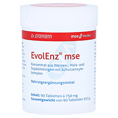 EVOLENZ III MSE Tabletten 90 Stück