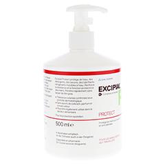 Excipial Protect Creme 500 Milliliter - Linke Seite