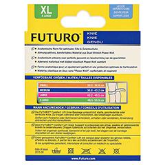 FUTURO Comfort KnieBand XL 1 Stück - Rückseite