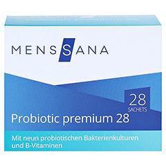 PROBIOTIC premium MensSana Sachets 28x2 Gramm - Vorderseite
