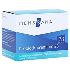 PROBIOTIC premium MensSana Sachets 28x2 Gramm