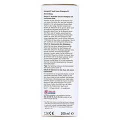 MOSQUITO med Läuse Shampoo 10 200 Milliliter - Rechte Seite