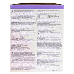 SCANDI Shake Mix Erdbeere Pulver 6x85 Gramm - Rechte Seite