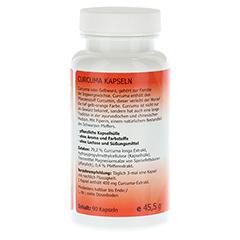 CURCUMA KAPSELN 400 mg 90 Stück - Rechte Seite