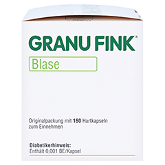 GRANU FINK BLASE 160 Stück - Rechte Seite