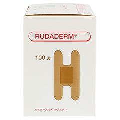 RUDADERM Zehenpflaster 100 Stück - Rechte Seite