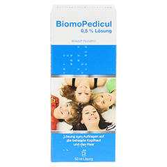 BiomoPedicul 0,5% 50 Milliliter N1 - Rückseite
