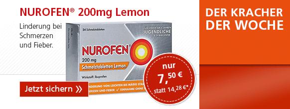 Nurofen 200mg Lemon